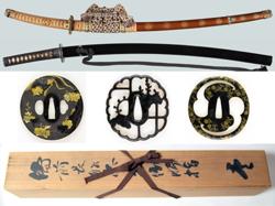 刀剣の付属品