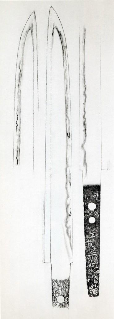 厚藤四郎-押形2