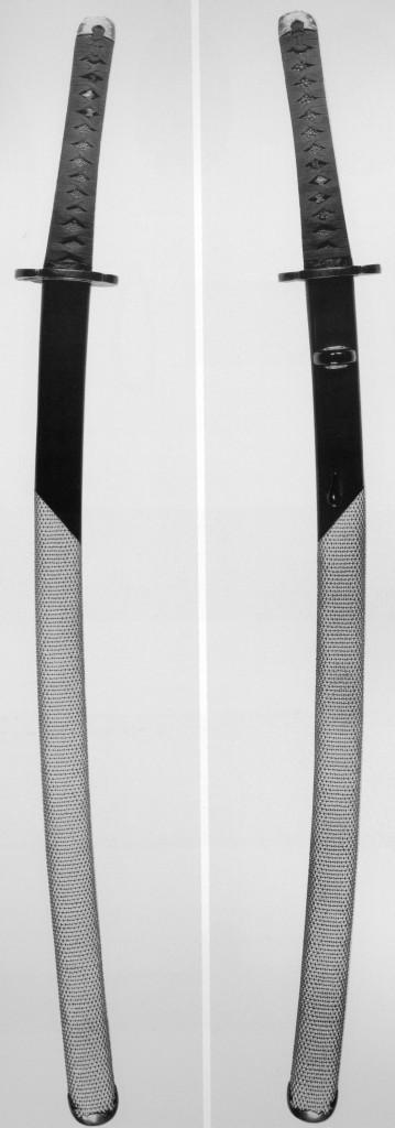 へし切長谷部の打刀拵2