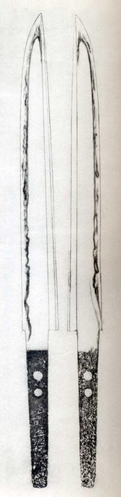 厚藤四郎-押形1