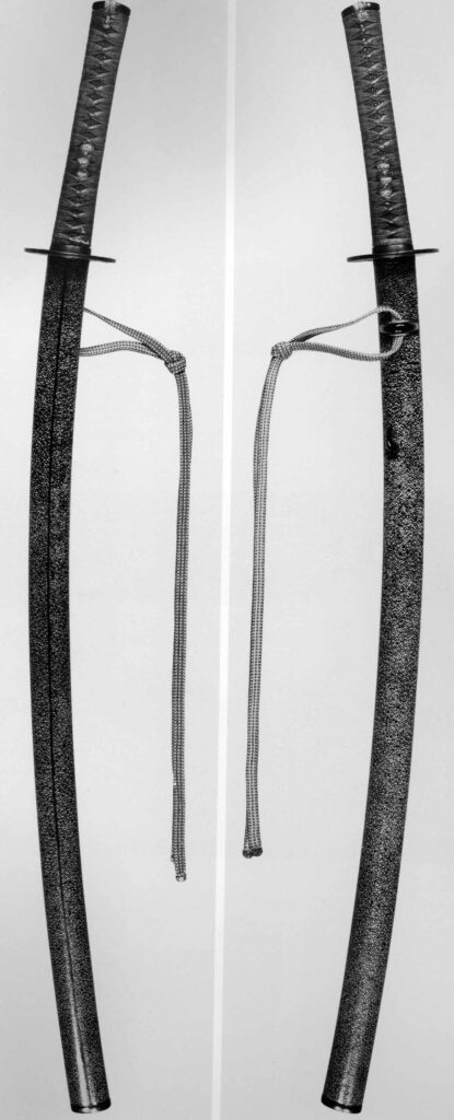 江雪左文字-打刀拵2